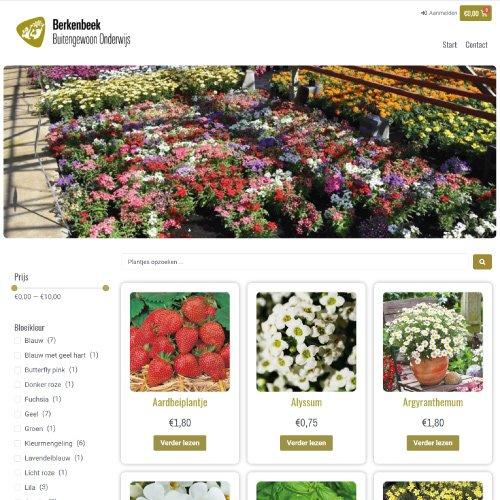plantendagen Berkenbeek
